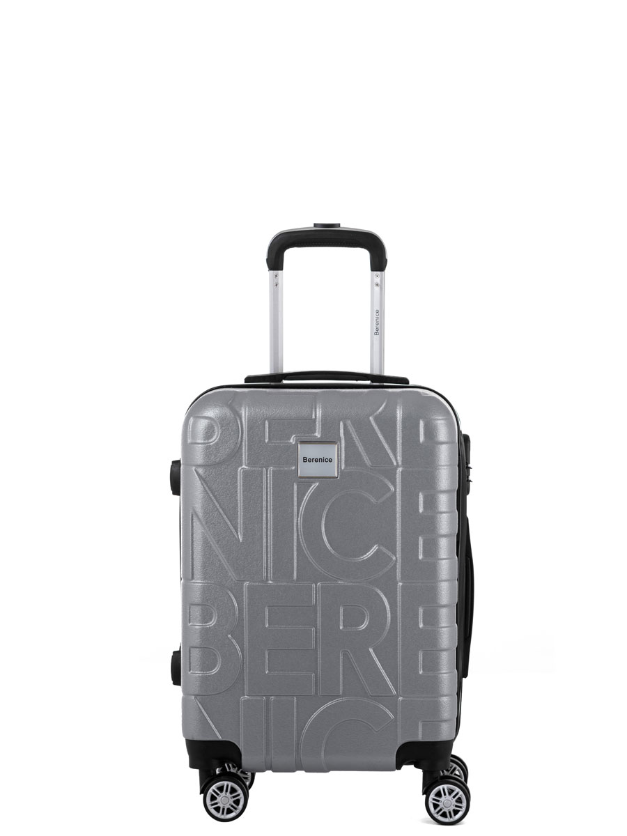 Valise be00040-s gris -