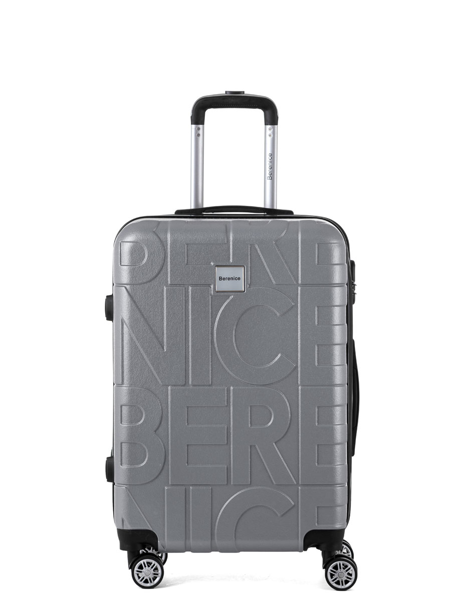Valise be00040-m gris -