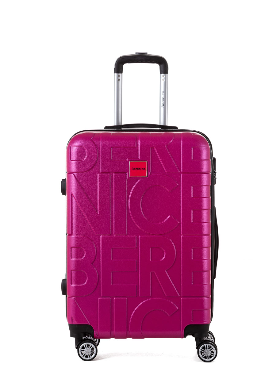 Valise be00040-m rose -