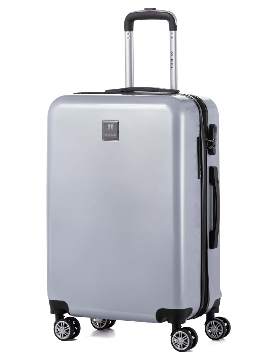 Valise be00130-m gris -