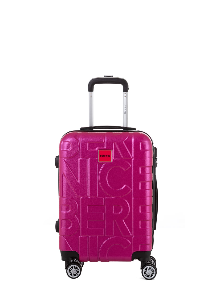 Valise be00040-s rose -