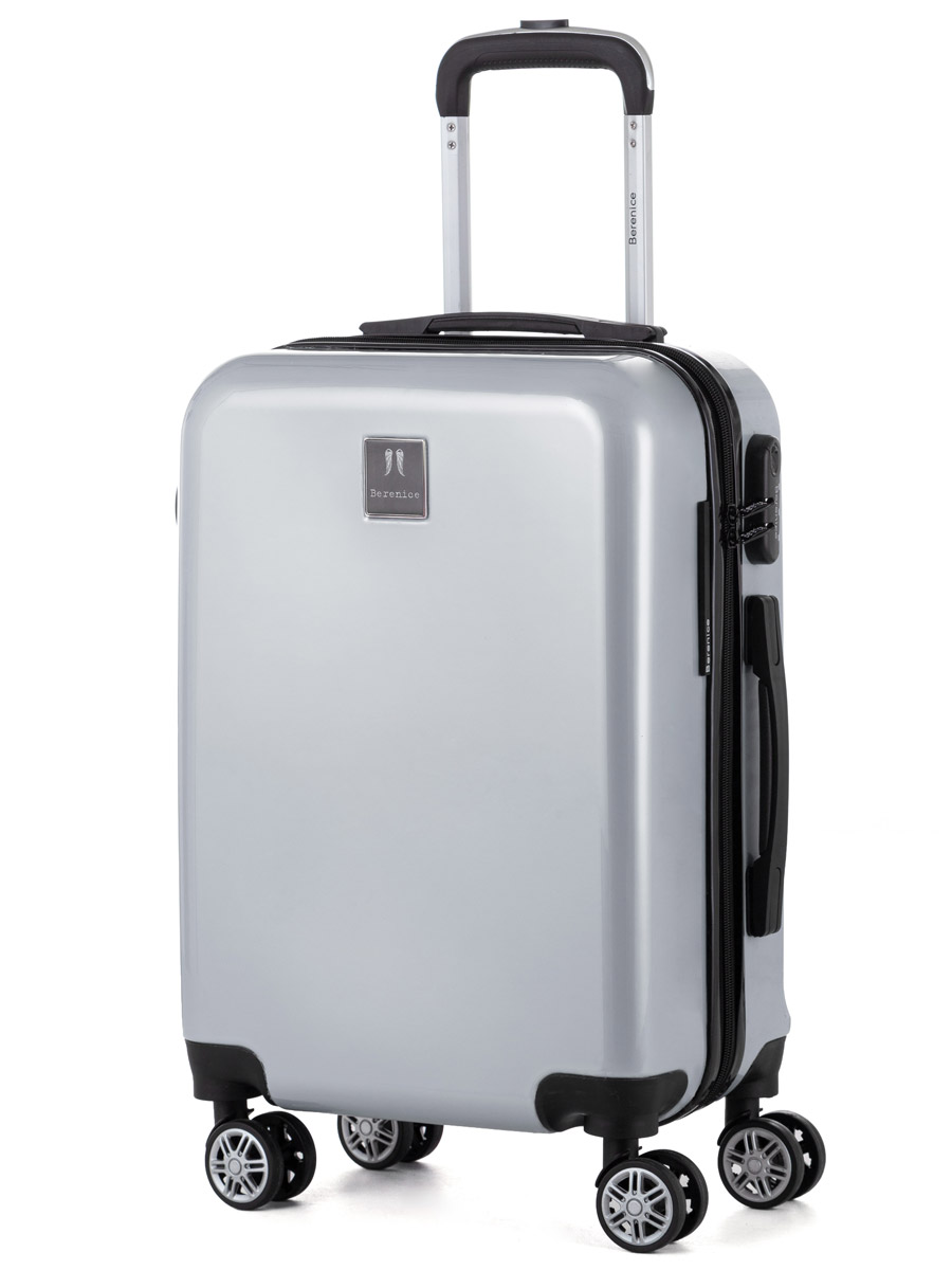 Valise be00130-s gris -