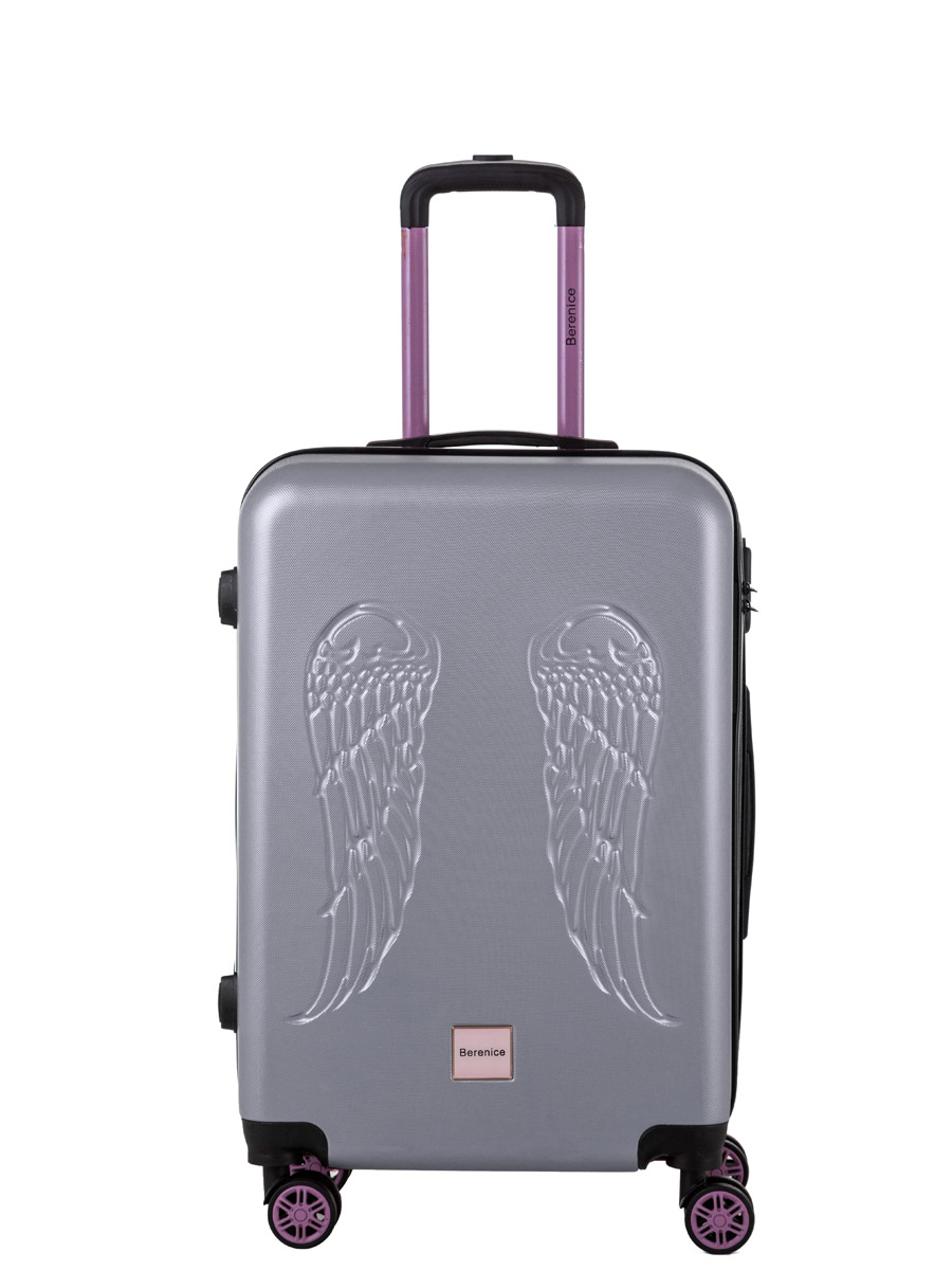Valise be00110-m gris -