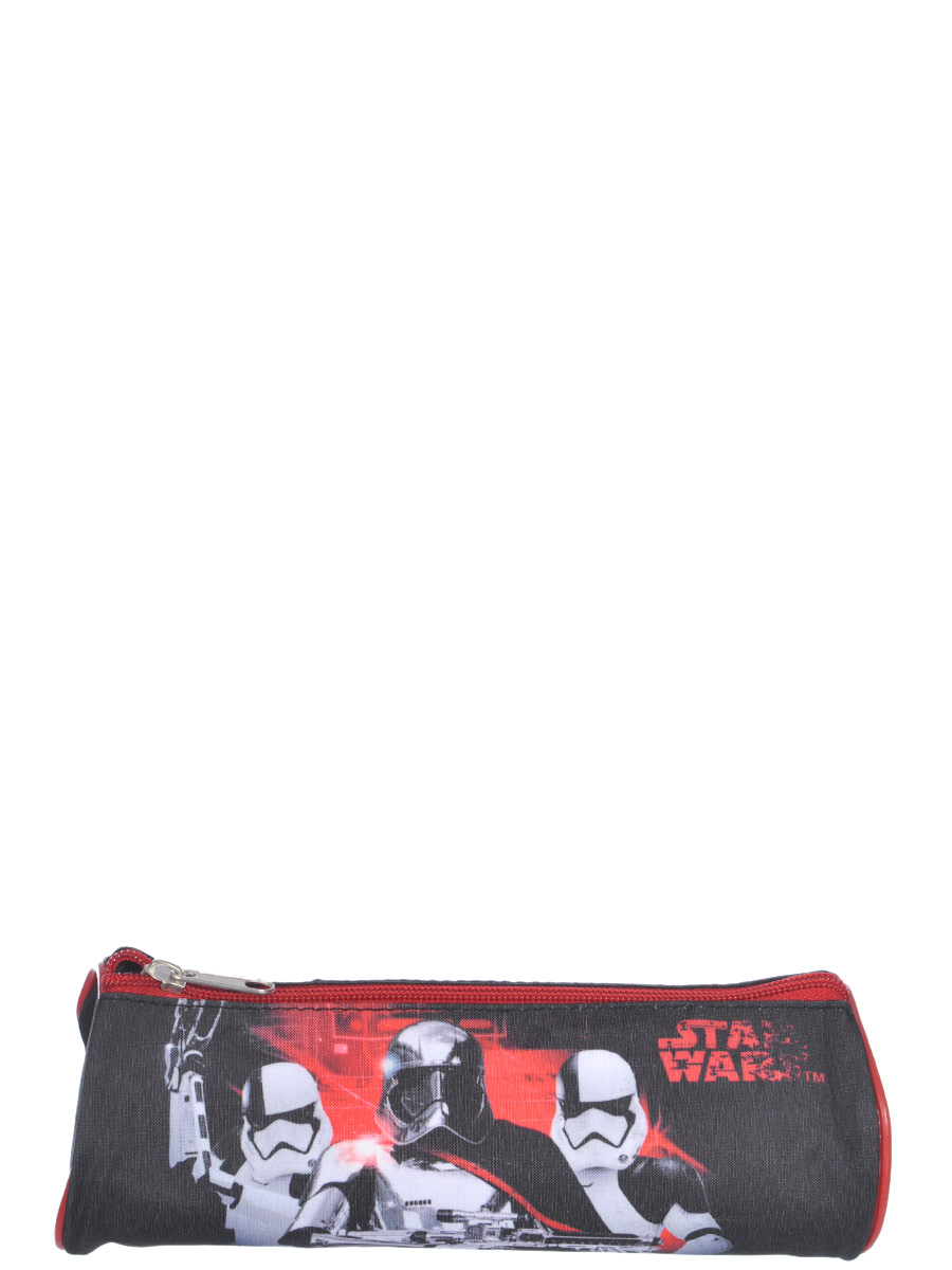 Trousse scolaire swei01red-e18 rouge -