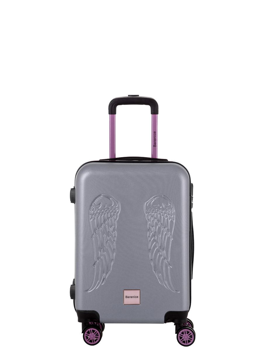 Valise be00110-s gris -