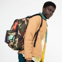 """Sac à dos PC 13"""" Eastpak Out Of Office Patched Camo"""