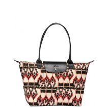2605649 - Sac shopping (S) Longchamp Le Pliage Collection Ikat