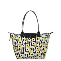 Sac shopping (L) Longchamp Pokemon