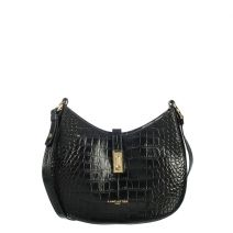 Sac besace Lancaster Exotic Croco