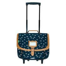 Cartable trolley 38 cm Tann's Maud