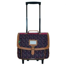 Cartable trolley 38 cm Tann's Emma