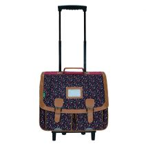Cartable trolley 41 cm Tann's Emma