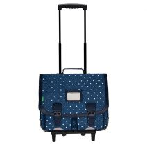 Cartable trolley 41 cm Tann's Angele