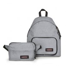 "Sac à dos PC 13"" Eastpak Padded Travell'r coloris 363 Sundey Grey"