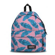 Sac à dos Eastpak Padded Pak'r coloris C12 Brize Leaves Pink