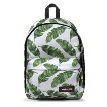 "Sac à dos PC 13"" Eastpak Out Of Office coloris C11 Brize Leaves Natural"