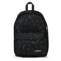 "Sac à dos PC 13"" Eastpak Out Of Office C51 Blocks Black"