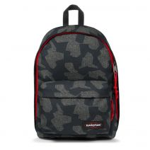 """Sac à dos PC 13"""" Eastpak Out Of Office C85 Peak Red"""
