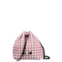 Sac seau Save My Bag La Bulle pied-de-poule