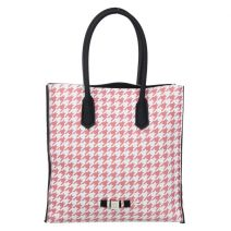 Sac shopping My Bag Le Sac pied-de-poule