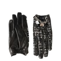 Gants tweed (L) KARL LAGERFELD K/Studio