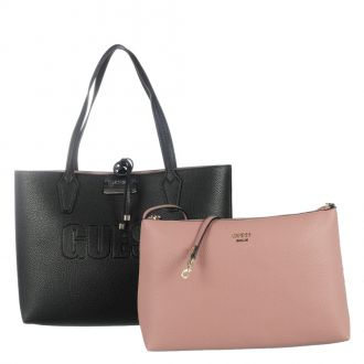Sac shopping réversible Guess Bobbi