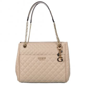 Sac shopping matelassé Guess Brielle