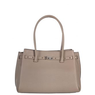 Sac Cuir Michael Kors Addison