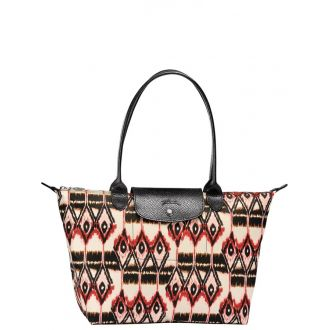 Sac shopping (S) Longchamp Le Pliage Collection Ikat
