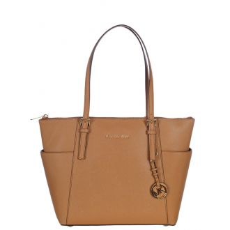 Sac Cuir Michael Kors Jet Set
