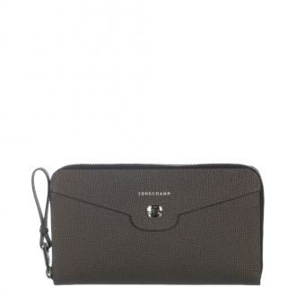 Portefeuille cuir Longchamp Game On