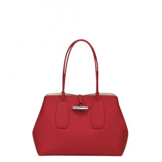 Sac shopping Longchamp Roseau