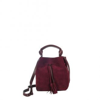 Sac porté travers Gerard Darel Le Mini-Saxo Folk