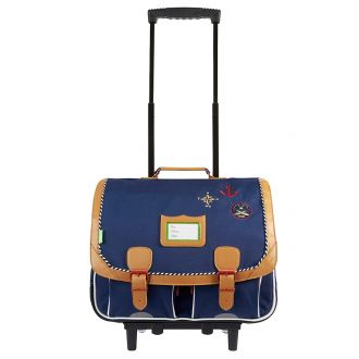 Cartable trolley 41 cm Tann's Corto
