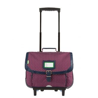 Cartable trolley 38 cm Tann's Miki