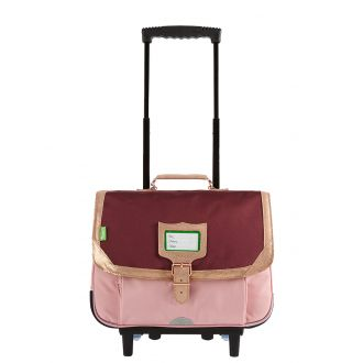 Cartable trolley 38 cm Tann's Palermo