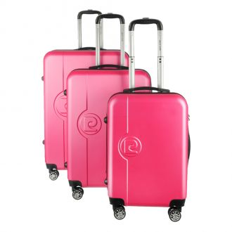 Set de 3 valises Pierre Cardin