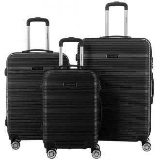 Set de 3 valises Travel World