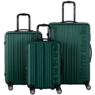 Set de 3 valises Pierre Cardin Berlin