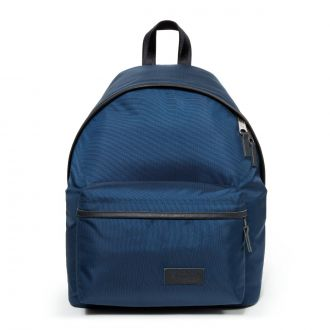 "Sac à dos Eastpak Padded Pak'r PC 13"" coloris 66R Constructed Navy"