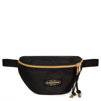Mini sac Eastpak Springer 30Z Goldout Black-Gold