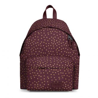 "Sac à dos Eastpak Padded Pak'r PC 13""  coloris 15Y Super Gold Dots"