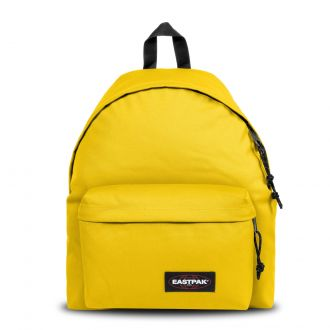 Sac à dos Eastpak Padded Pak'r coloris 23X Rising Yellow