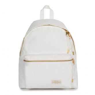 "Sac à dos Eastpak Padded Pak'r PC 13"" coloris 31Z Goldout White"
