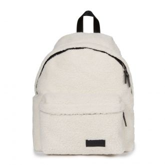 "Sac à dos Eastpak Padded Pak'r PC 13"" coloris 98X Shear Beige"