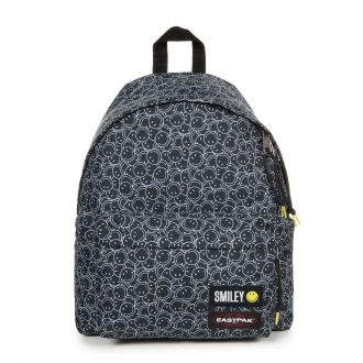 Sac à dos Eastpak Padded Pak'r coloris A94 Smiley Mini