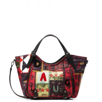 Sac shopping Desigual Patch 1970 Rotterdam