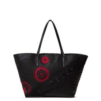Sac shopping Desigual Comunika Sicilia Zipper
