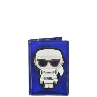 Porte-Papiers Synthétique Karl Lagerfeld Karl Lagerfeld K Space