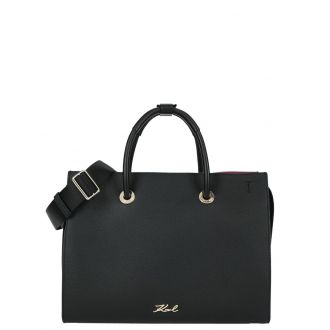 Sac Cuir Karl Lagerfeld Shopper